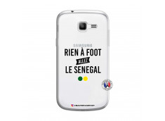 Coque Samsung Galaxy Trend Lite Rien A Foot Allez Le Senegal