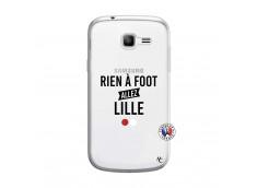 Coque Samsung Galaxy Trend Lite Rien A Foot Allez Lille