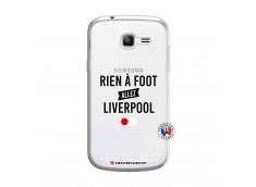 Coque Samsung Galaxy Trend Lite Rien A Foot Allez Liverpool