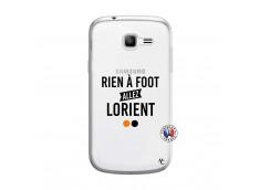Coque Samsung Galaxy Trend Lite Rien A Foot Allez Lorient
