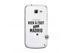 Coque Samsung Galaxy Trend Lite Rien A Foot Allez Madrid