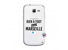 Coque Samsung Galaxy Trend Lite Rien A Foot Allez Marseille