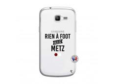 Coque Samsung Galaxy Trend Lite Rien A Foot Allez Metz