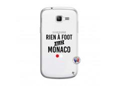 Coque Samsung Galaxy Trend Lite Rien A Foot Allez Monaco