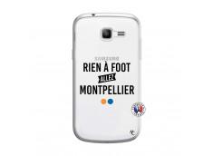 Coque Samsung Galaxy Trend Lite Rien A Foot Allez Montpellier