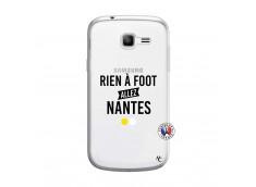 Coque Samsung Galaxy Trend Lite Rien A Foot Allez Nantes