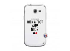Coque Samsung Galaxy Trend Lite Rien A Foot Allez Nice