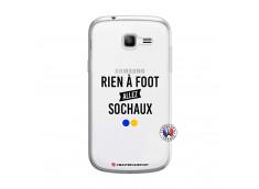 Coque Samsung Galaxy Trend Lite Rien A Foot Allez Sochaux