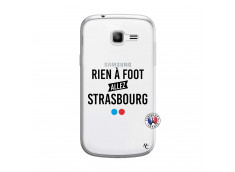 Coque Samsung Galaxy Trend Lite Rien A Foot Allez Strasbourg