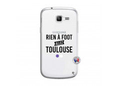 Coque Samsung Galaxy Trend Lite Rien A Foot Allez Toulouse