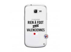 Coque Samsung Galaxy Trend Lite Rien A Foot Allez Valenciennes