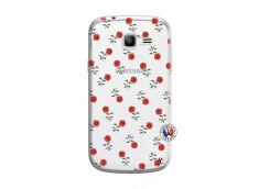 Coque Samsung Galaxy Trend Lite Rose Pattern