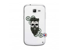Coque Samsung Galaxy Trend Lite Skull Hipster