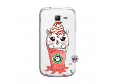 Coque Samsung Galaxy Trend Lite Catpucino Ice Cream