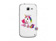 Coque Samsung Galaxy Trend Lite Sweet Baby Licorne