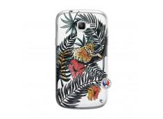 Coque Samsung Galaxy Trend Lite Leopard Tree