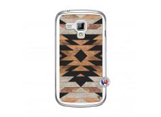 Coque Samsung Galaxy Trend Aztec Translu