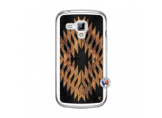 Coque Samsung Galaxy Trend Aztec One Motiv Translu