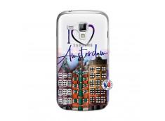 Coque Samsung Galaxy Trend I Love Amsterdam
