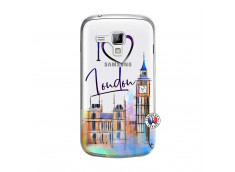 Coque Samsung Galaxy Trend I Love London