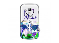 Coque Samsung Galaxy Trend I Love Miami