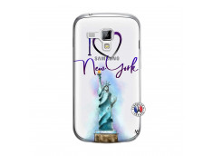 Coque Samsung Galaxy Trend I Love New York