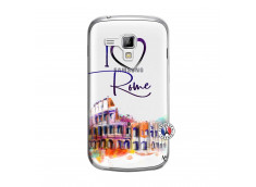Coque Samsung Galaxy Trend I Love Rome