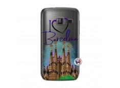 Coque Samsung Galaxy Wave Y I Love Barcelona I-love-barcelona