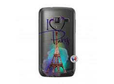 Coque Samsung Galaxy Wave Y I Love Paris I-love-paris