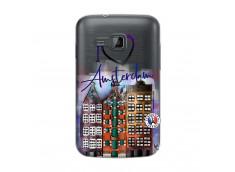 Coque Samsung Galaxy Y PRO I Love Amsterdam I-love-amsterdam