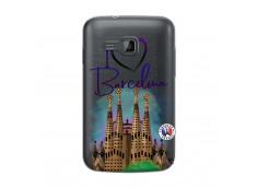 Coque Samsung Galaxy Y PRO I Love Barcelona I-love-barcelona