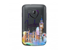 Coque Samsung Galaxy Y PRO I Love London I-love-london