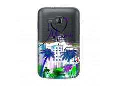 Coque Samsung Galaxy Y PRO I Love Miami I-love-miami