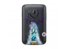 Coque Samsung Galaxy Y PRO I Love New York I-love-new-york