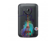 Coque Samsung Galaxy Y PRO I Love Paris I-love-paris