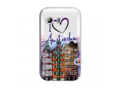 Coque Samsung Galaxy Y I Love Amsterdam