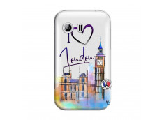Coque Samsung Galaxy Y I Love London