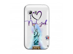 Coque Samsung Galaxy Y I Love New York