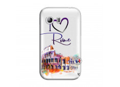 Coque Samsung Galaxy Y I Love Rome