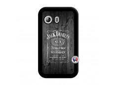 Coque Samsung Galaxy Y Old Jack Noir