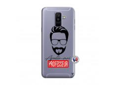Coque Samsung Galaxy A6 Plus Apelle Moi Professeur
