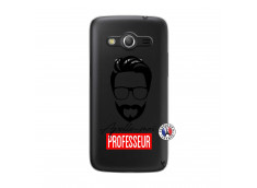 Coque Samsung Galaxy Core 4G Apelle Moi Professeur