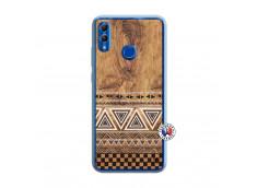 Coque Huawei Honor 10 Lite Aztec Deco Translu