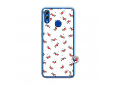Coque Huawei Honor 10 Lite Cartoon Heart Translu
