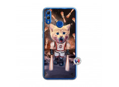 Coque Huawei Honor 10 Lite Cat Nasa Translu