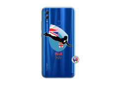 Coque Huawei Honor 10 Lite Coupe du Monde Rugby Fidji