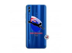 Coque Huawei Honor 10 Lite Coupe du Monde Rugby- Nouvelle Zélande