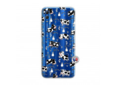 Coque Huawei Honor 10 Lite Cow Pattern