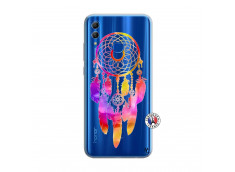 Coque Huawei Honor 10 Lite Dreamcatcher Rainbow Feathers