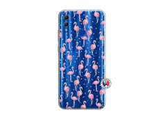 Coque Huawei Honor 10 Lite Flamingo